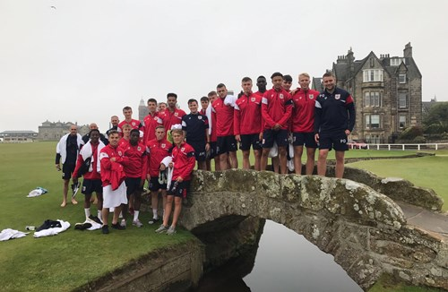 St Andrews Diary: Day Six