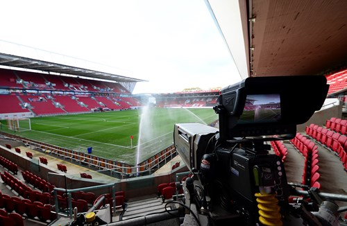 Middlesbrough clash televised