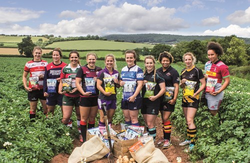 RFU announces Tyrrell's as title partner for new women's domestic competition