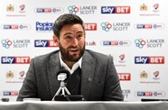 In brief: Pre-Derby County press conference