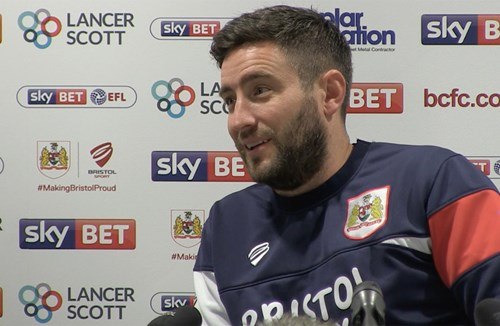 Video: Lee Johnson Pre-Barnsley home press conference