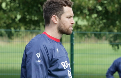 Video: New arrival Luke Morahan delighted to be in Bristol