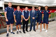 Bristol Rugby continue First Bus partnership