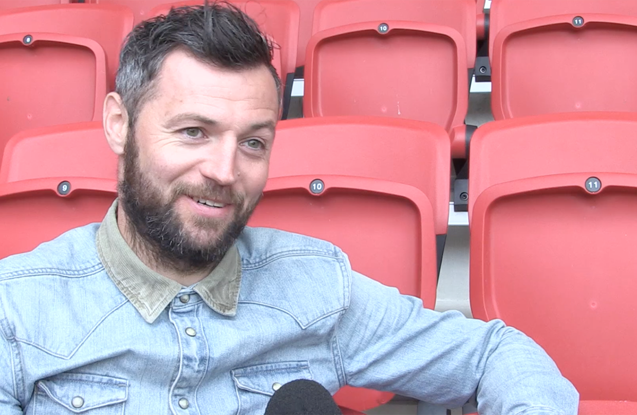 Video: Ivan Sproule - Exclusive Interview thumbnail
