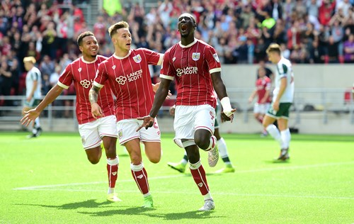 Report: Bristol City 3-1 Barnsley