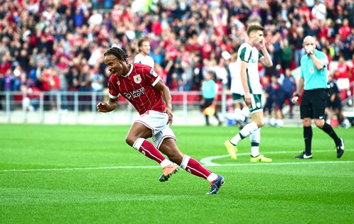 Gallery: Bristol City 3-1 Barnsley