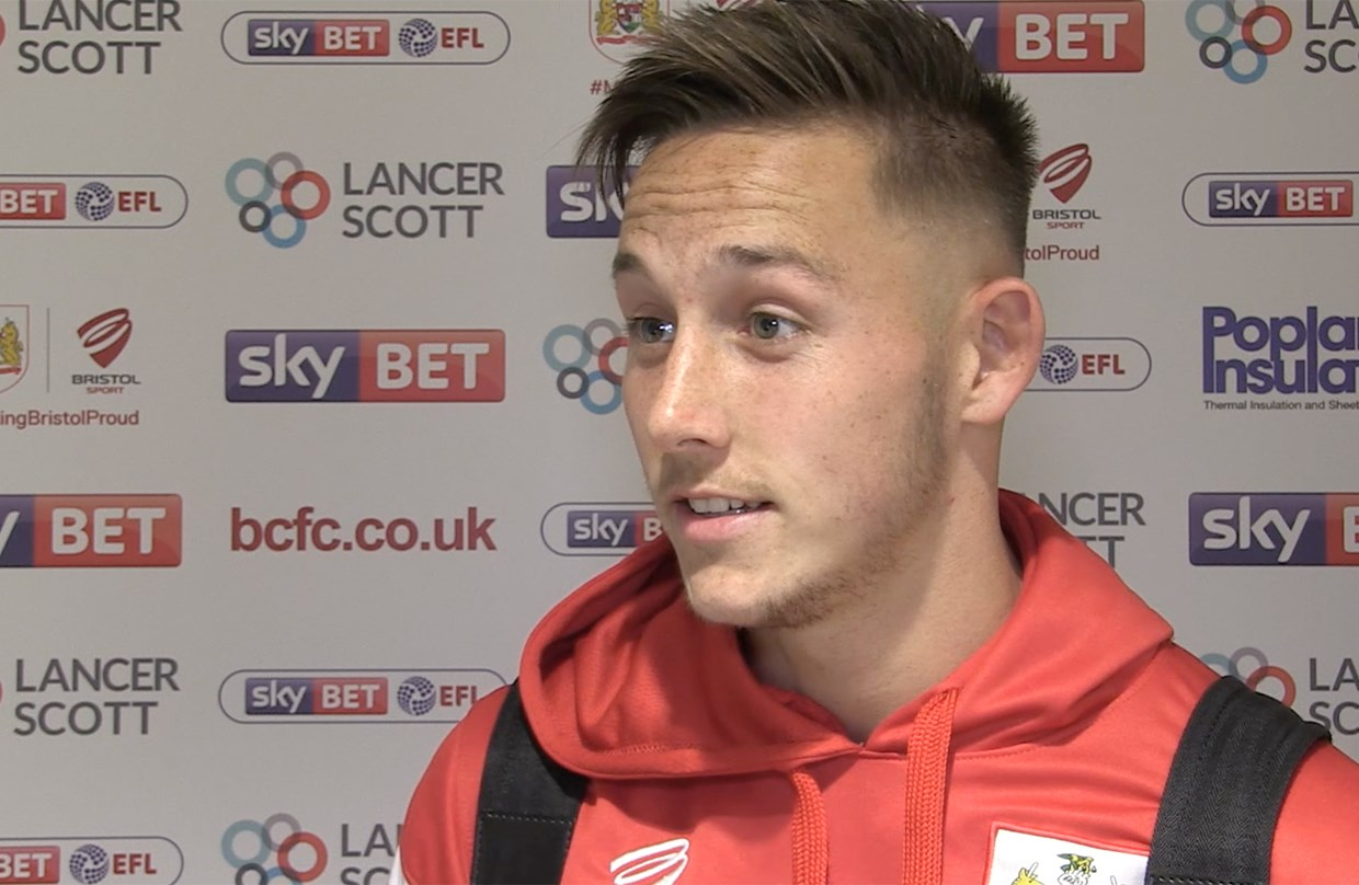 Video: Josh Brownhill Post-Barnsley home thumbnail