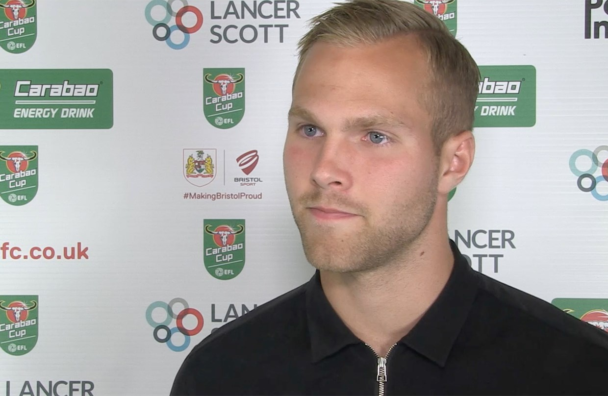 Video: Gustav Engvall Pre-Plymouth Argyle home thumbnail