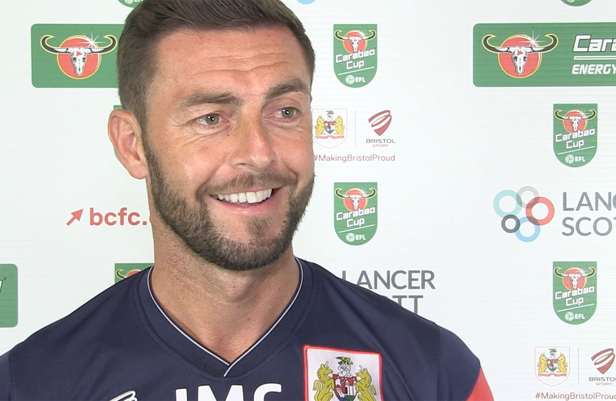 Video: Jamie McAllister Pre-Plymouth Argyle home thumbnail