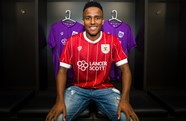 City land Swedish winger Eliasson