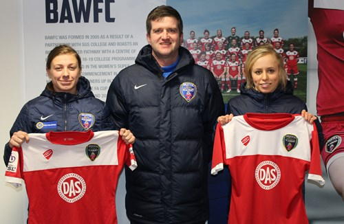 Trio Sign For Bristol Academy