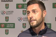 Video: Jamie McAllister Post-Plymouth Argyle home