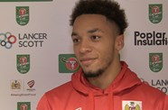 Video: Freddie Hinds Post-Plymouth Argyle home