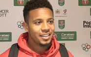 Video: Korey Smith Post-Plymouth Argyle home