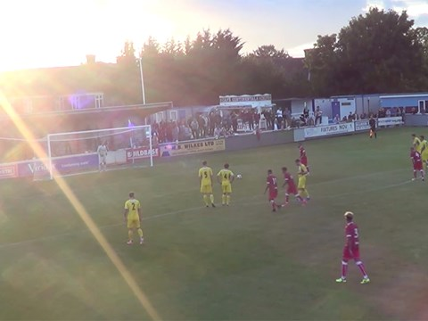 Highlights: Taunton Town 0-1 Bristol City Under-23s