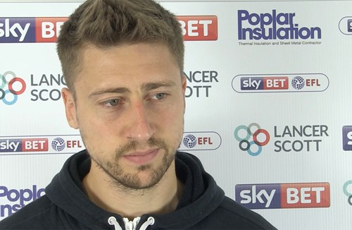 Video: Jens Hegeler Pre-Birmingham City away