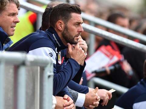 Jamie McAllister Post-Plymouth Argyle home press conference