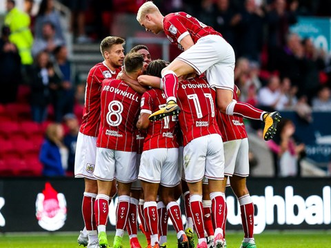 Extended: Bristol City 5-0 Plymouth Argyle