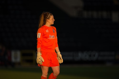 City Women sign Sophie Baggaley on loan