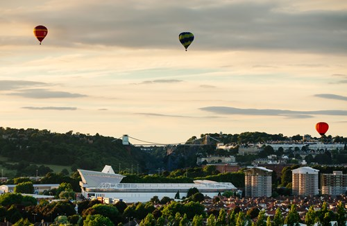 Bristol Rugby to attend Balloon Fiesta