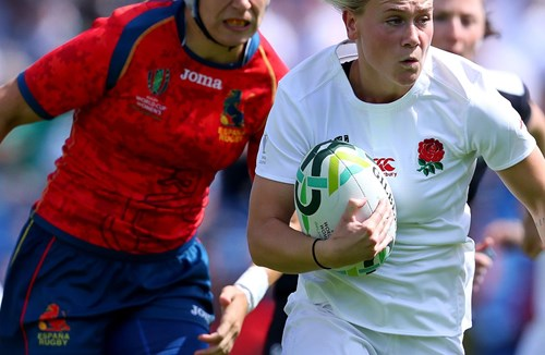 Women's Rugby World Cup opening day