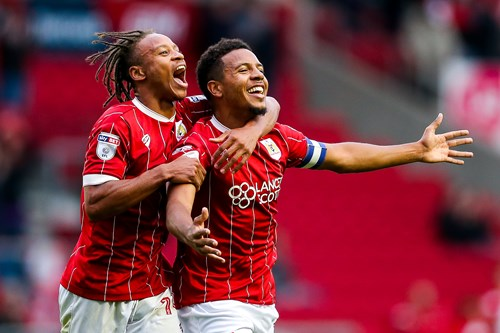 "Smith ""buzzing"" to break Ashton Gate duck"