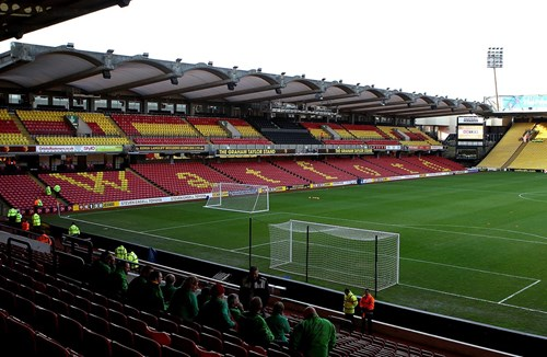 All-ticket for City fans at Watford
