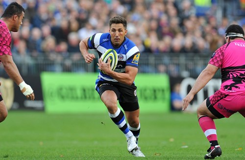Bristol Rugby To Sign Gavin Henson