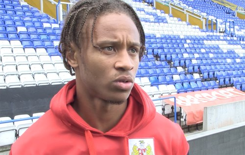 Video: Bobby Reid Post-Birmingham City away
