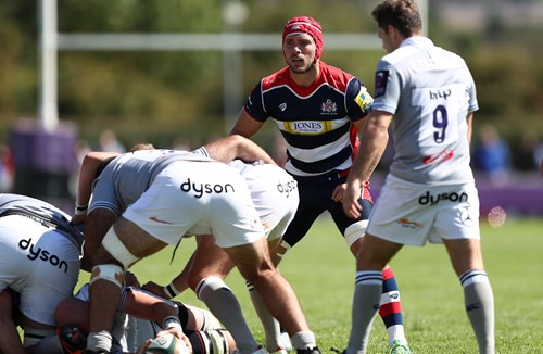 Bristol welcome Scarlets to Clifton RFC