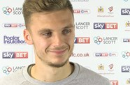 Video: Jamie Paterson Pre-Brentford away