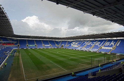 Tickets sold out for Reading away