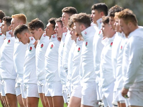 Capon bags brace in narrow defeat for England U18
