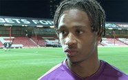 Video: Bobby Reid Post-Brentford away
