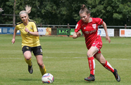 City Women Development Squad put five past Spurs