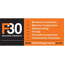 F30 Building Products logo