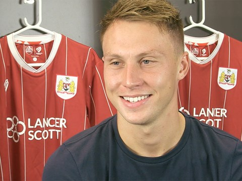The First Interview - Cauley Woodrow