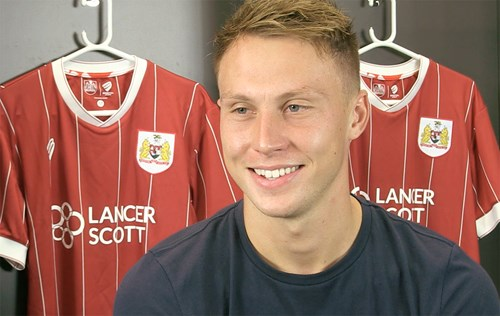 Video: Cauley Woodrow first interview