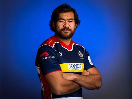 Video: Luatua excited to be at Bristol Rugby