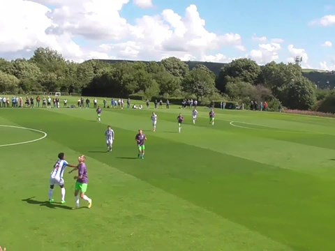 Huddersfield Away Under-18s