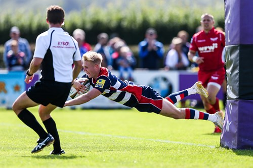 Video: Bristol Rugby 26-33 Scarlets