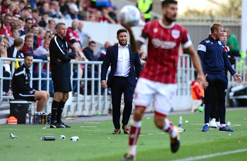 Audio: Lee Johnson Post-Millwall home press conference