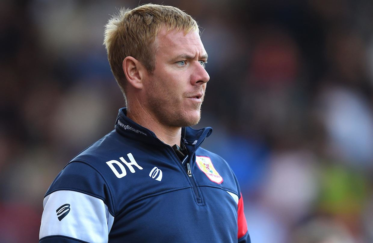 Audio: Dean Holden Pre-Watford away press conference thumbnail