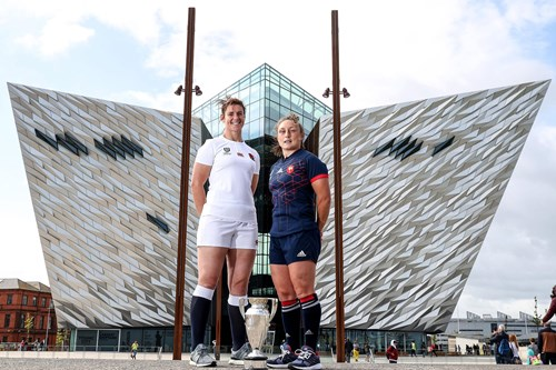 Seven Bristol Ladies selected for World Cup semi-final