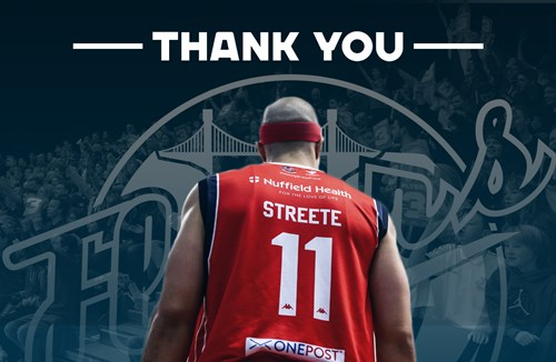 Streete to take time out from basketball career
