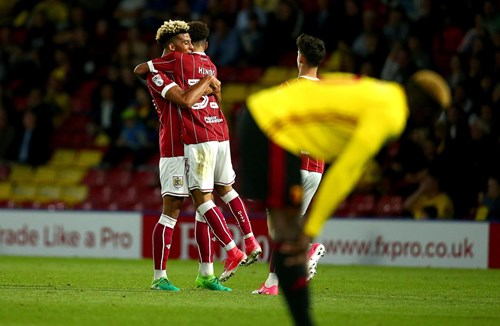 Gallery: Watford 2-3 Bristol City
