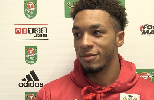 Video: Freddie Hinds Post-Watford away