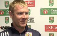 Video: Dean Holden Post-Watford away