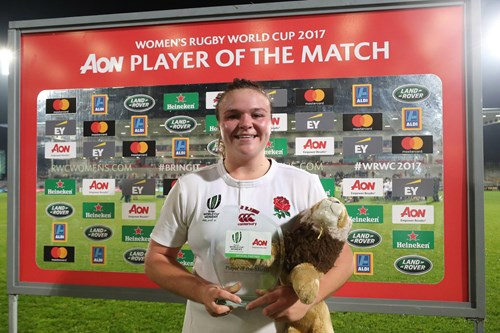 Gallery: women's rugby world cup