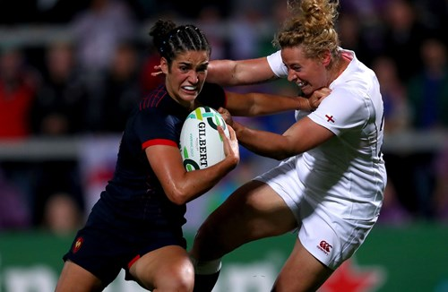 Women's Rugby World Cup final to be shown at Ashton Gate